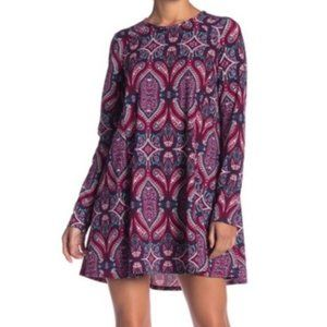 Show Me Your Mumu Harrison Dress in Razzle Berry